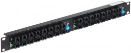 DELTA PATCH PANEL POE-16/R19